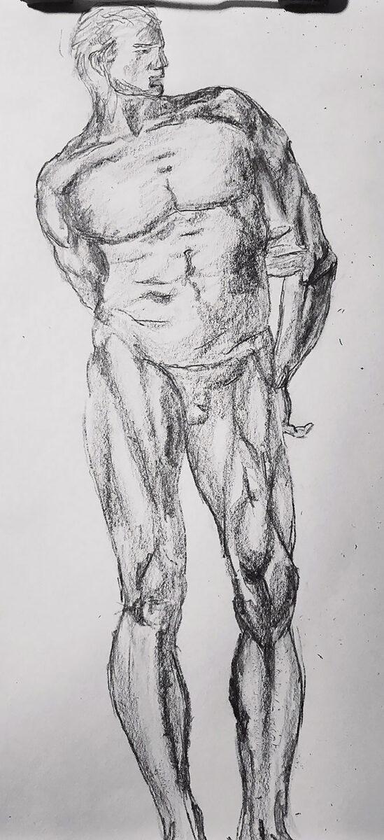 Michelangelo Copy